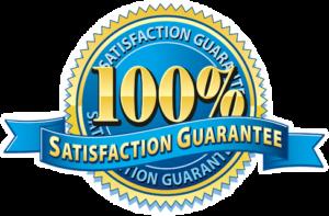 Guarantees your satisfaction